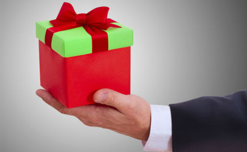 Rewards and gifts for employees